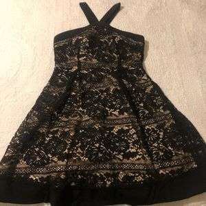 Francesca's sleeveless mini dress medium